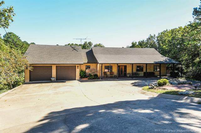 25102 Oaktree Court, Kansas, OK 74347 (MLS #2133666) :: 580 Realty