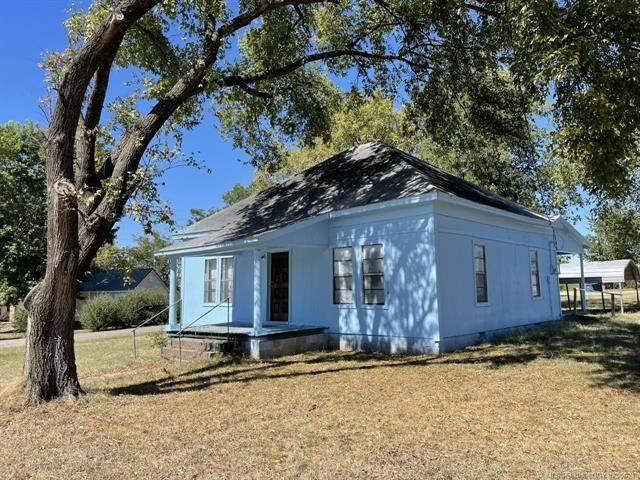 301 Cole Street, Mccurtain, OK 74944 (MLS #2133792) :: Active Real Estate