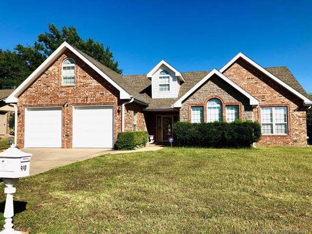 910 S Meyers Avenue, Cushing, OK 74023 (MLS #2133796) :: Hopper Group at RE/MAX Results