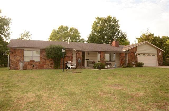 545 N Choctaw Road, Skiatook, OK 74070 (MLS #2133799) :: 918HomeTeam - KW Realty Preferred