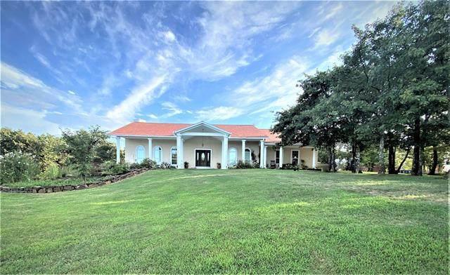 3570 Albert Road, Mounds, OK 74047 (MLS #2133831) :: Active Real Estate