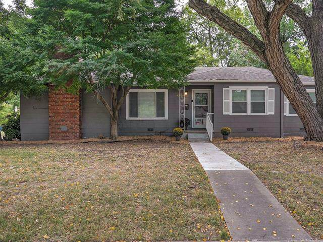 4903 S Troost Avenue, Tulsa, OK 74105 (MLS #2133846) :: Hopper Group at RE/MAX Results