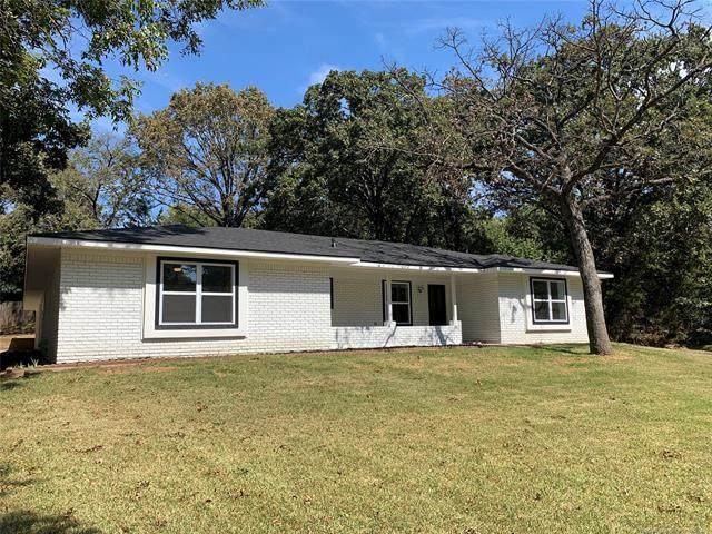5622 Stonecreek Drive, Durant, OK 74701 (MLS #2133852) :: Owasso Homes and Lifestyle