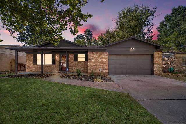 11718 E 18th Street, Tulsa, OK 74128 (MLS #2133862) :: Owasso Homes and Lifestyle