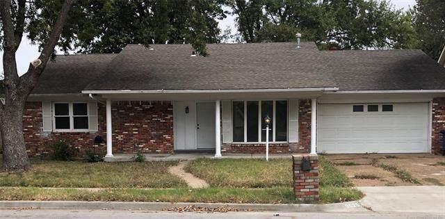 9625 E 27th Street, Tulsa, OK 74129 (MLS #2133867) :: Owasso Homes and Lifestyle