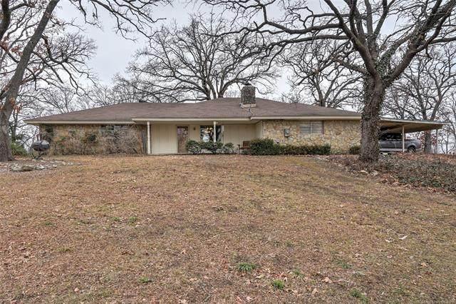 19550 E 121st Street S, Broken Arrow, OK 74014 (MLS #2133915) :: Active Real Estate