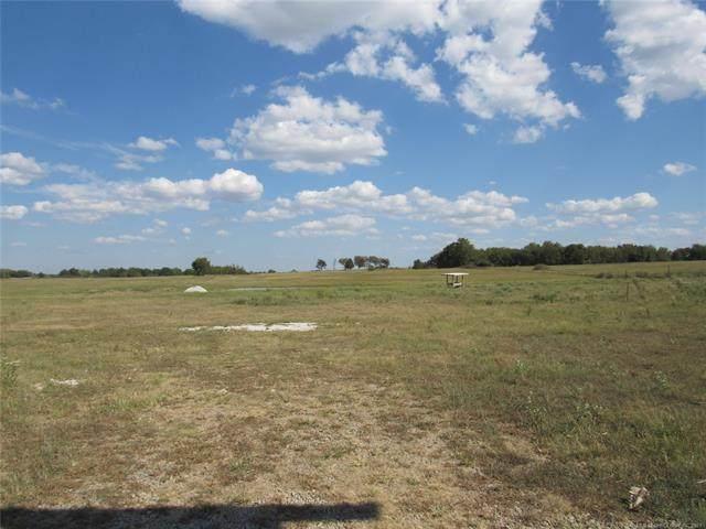1040 Road, Checotah, OK 74426 (MLS #2133929) :: Active Real Estate