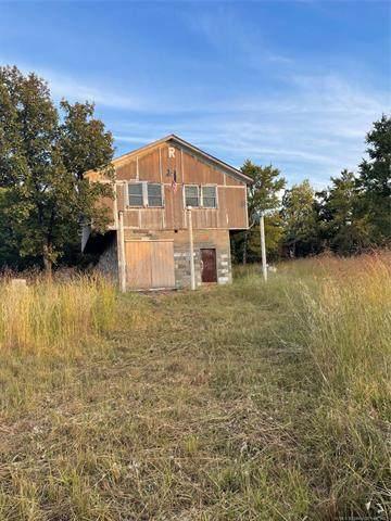 5455 Lakeside, Eufaula, OK 74432 (MLS #2133934) :: Active Real Estate