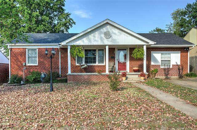 110 N Boyd Place, Sapulpa, OK 74066 (MLS #2133960) :: Owasso Homes and Lifestyle