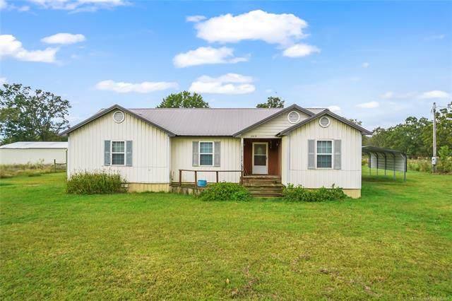 3919 E 566 Road, Rose, OK 74364 (MLS #2133982) :: Active Real Estate