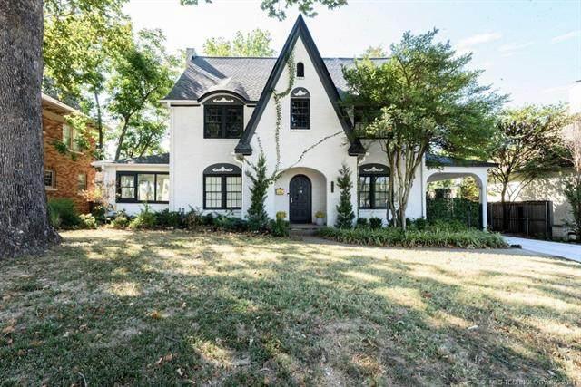 1252 E 28th Street, Tulsa, OK 74114 (MLS #2134026) :: Active Real Estate