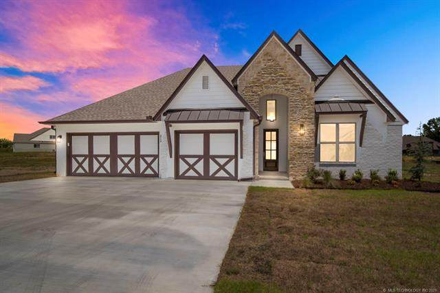 14362 S College Avenue, Bixby, OK 74008 (MLS #2134040) :: Hopper Group at RE/MAX Results