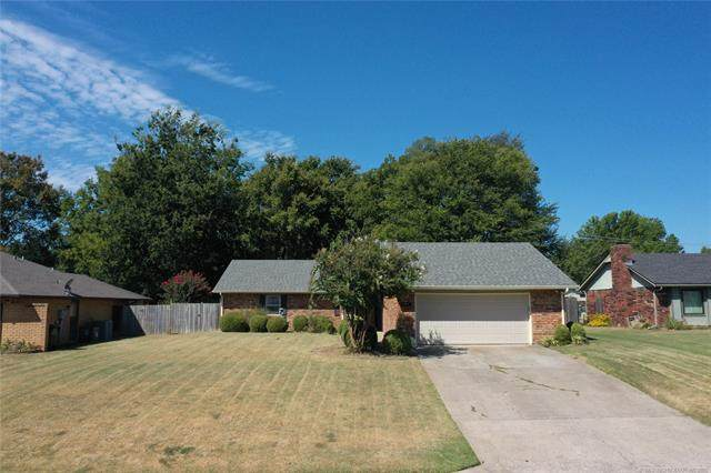 305 Gawf Road, Muskogee, OK 74403 (MLS #2134058) :: Hopper Group at RE/MAX Results