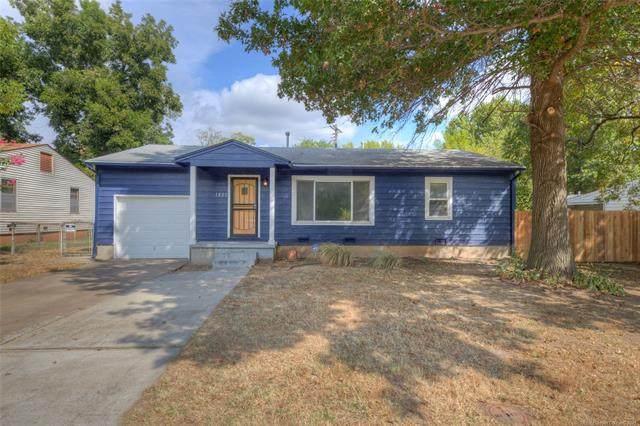 1827 E Young Street, Tulsa, OK 74110 (MLS #2134163) :: 918HomeTeam - KW Realty Preferred