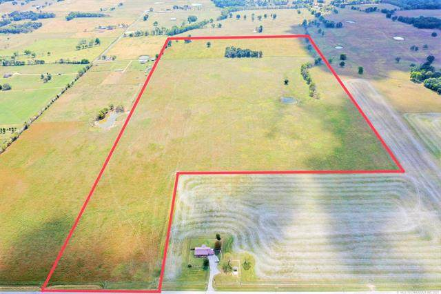 Hwy 116, Colcord, OK 74338 (MLS #2134181) :: Active Real Estate