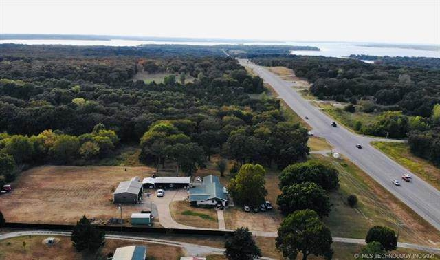 4086 Us Hwy 70, Mead, OK 73449 (MLS #2134271) :: Active Real Estate
