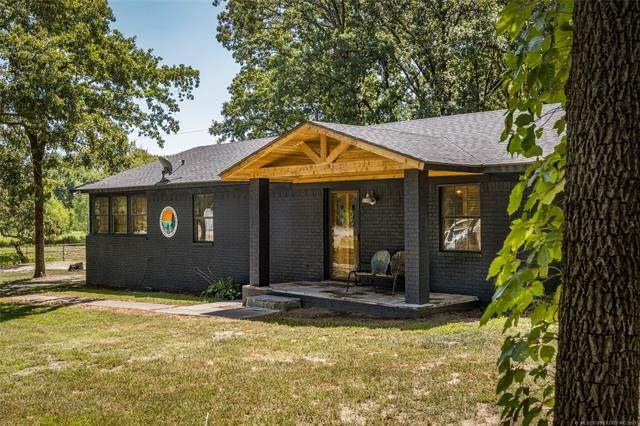 5150 Us Hwy 70, Mead, OK 73449 (MLS #2134290) :: Active Real Estate
