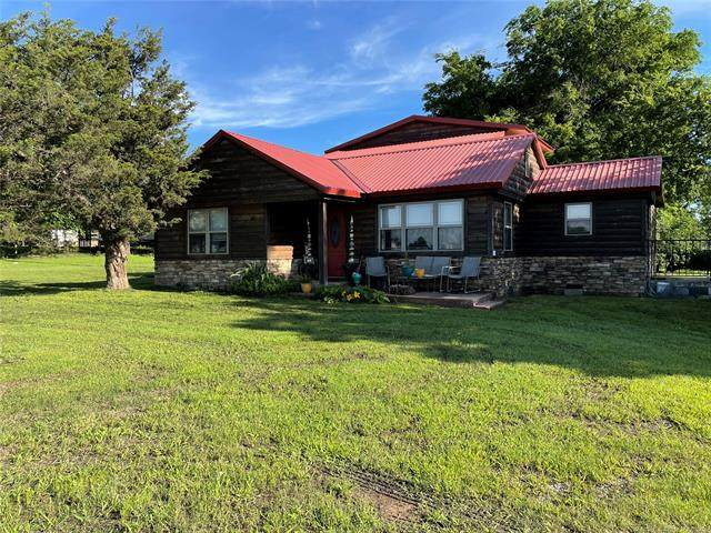 5989 Us 70, Mead, OK 73449 (MLS #2134315) :: Active Real Estate