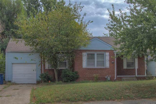 1233 S Delaware Avenue, Tulsa, OK 74104 (MLS #2134336) :: Owasso Homes and Lifestyle