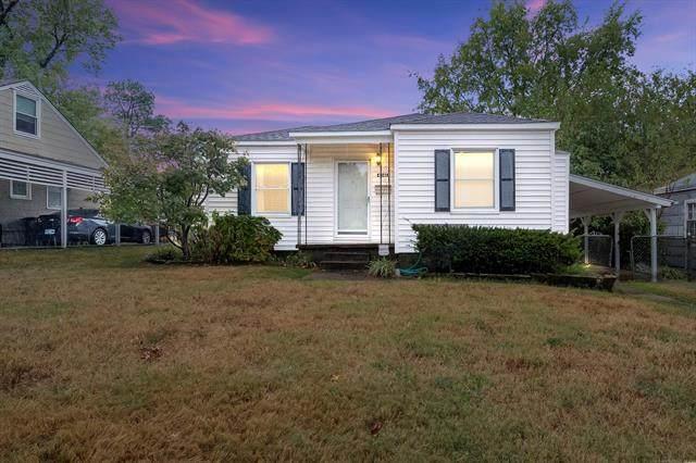 4046 E 23 Street, Tulsa, OK 74114 (MLS #2134339) :: Maven Real Estate