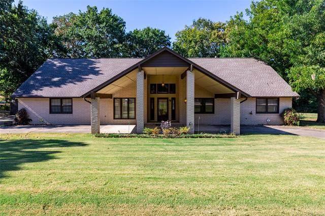 423 Timbercrest Road, Catoosa, OK 74015 (MLS #2134357) :: 918HomeTeam - KW Realty Preferred