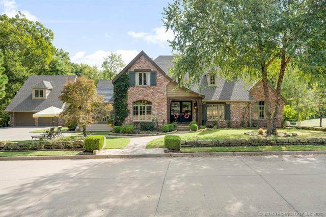 4113 Putter Place, Muskogee, OK 74403 (MLS #2134400) :: Hopper Group at RE/MAX Results