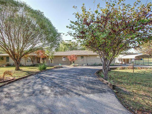 13112 E 14th Street, Tulsa, OK 74108 (MLS #2134425) :: Active Real Estate