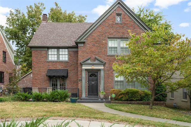 312 E 29th Street, Tulsa, OK 74114 (MLS #2134482) :: Active Real Estate