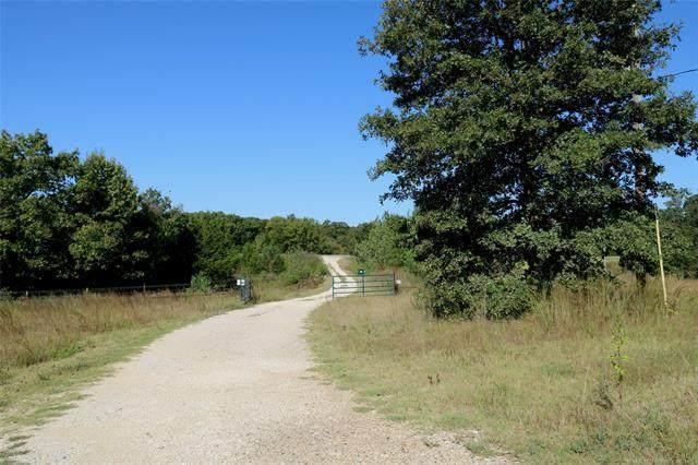 8994 S Highway 377, Kingston, OK 73439 (MLS #2134514) :: Active Real Estate