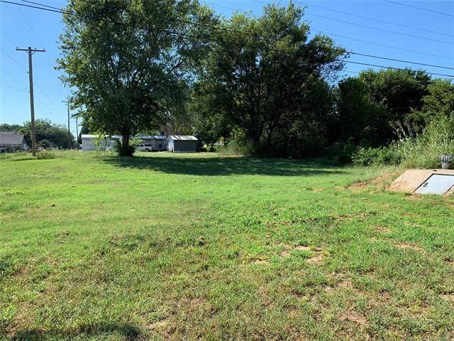 205 W Markham, Locust Grove, OK 74352 (MLS #2134516) :: Active Real Estate