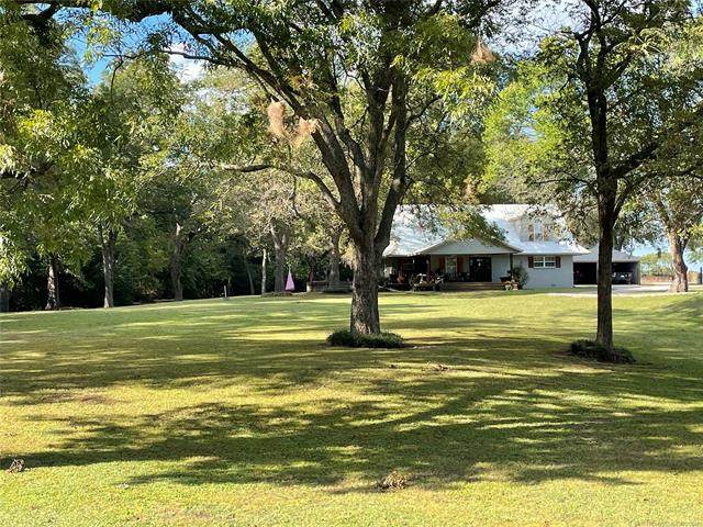 12140 Shady Dale, Marietta, OK 73448 (MLS #2134521) :: Hopper Group at RE/MAX Results