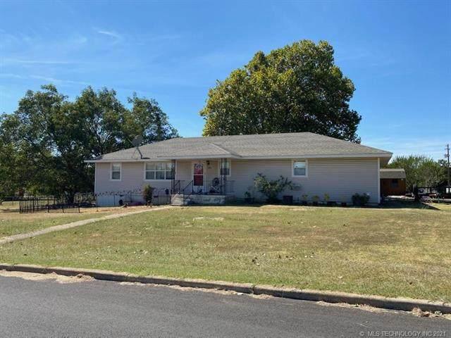 183 6th, Healdton, OK 73438 (MLS #2134564) :: Active Real Estate