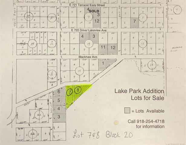 N 322 Way, Wagoner, OK 74467 (MLS #2134596) :: Active Real Estate