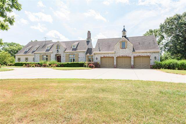 33021 S 625 Road, Grove, OK 74344 (MLS #2134600) :: Hopper Group at RE/MAX Results