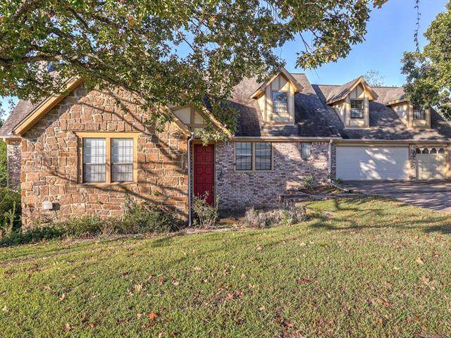 1014 Ridge Road, Sapulpa, OK 74066 (MLS #2134601) :: Active Real Estate