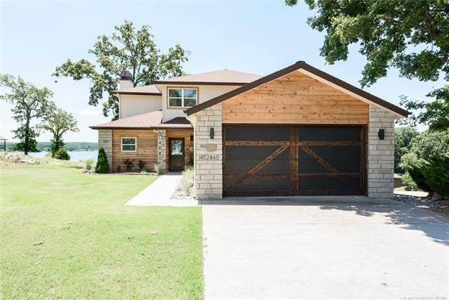 452660 Preakness Drive, Afton, OK 74331 (MLS #2134602) :: Hopper Group at RE/MAX Results