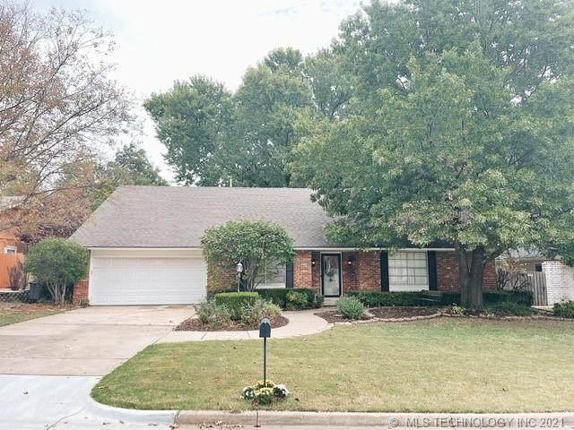 6955 S Oswego Avenue, Tulsa, OK 74136 (MLS #2134610) :: Active Real Estate