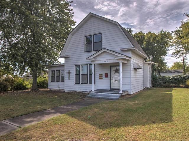 315 W Cherokee Avenue, Nowata, OK 74048 (MLS #2134620) :: Active Real Estate