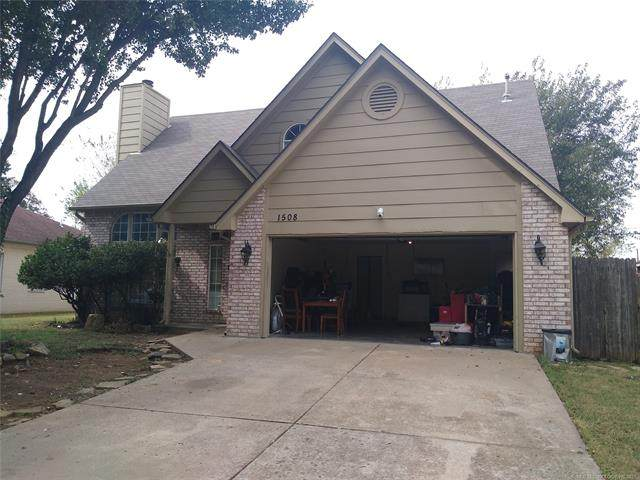1508 S 78th East Avenue, Tulsa, OK 74112 (MLS #2134639) :: Hopper Group at RE/MAX Results