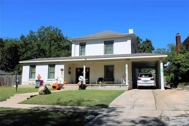 905 Bixby, Ardmore, OK 73401 (MLS #2134646) :: Hopper Group at RE/MAX Results