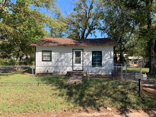 202 E Florida, Durant, OK 74701 (MLS #2134667) :: Hopper Group at RE/MAX Results