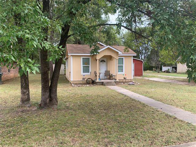 516 S 7th, Durant, OK 74701 (MLS #2134690) :: Hopper Group at RE/MAX Results