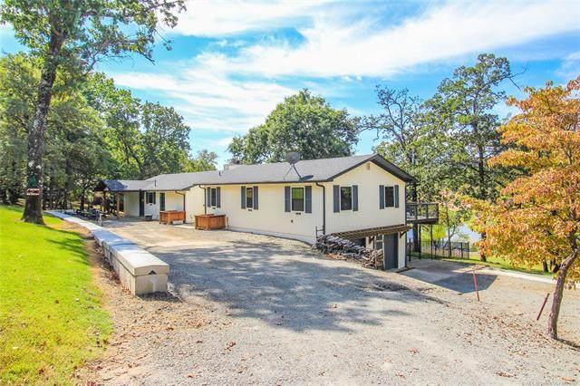 116952 S 4247 Road, Eufaula, OK 74432 (MLS #2134704) :: Active Real Estate