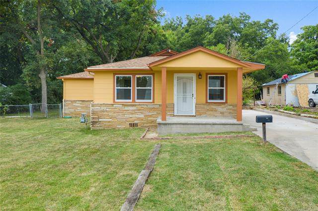5224 S Delaware Place, Tulsa, OK 74105 (MLS #2134716) :: Hopper Group at RE/MAX Results