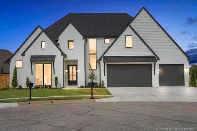 3011 E 103rd Place, Tulsa, OK 74137 (MLS #2134731) :: Active Real Estate