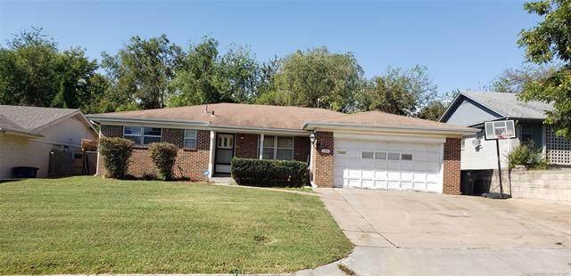 1530 S 68th East Avenue, Tulsa, OK 74112 (MLS #2134829) :: Active Real Estate