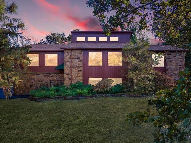 4310 Colonial Drive, Sapulpa, OK 74066 (MLS #2134833) :: 918HomeTeam - KW Realty Preferred
