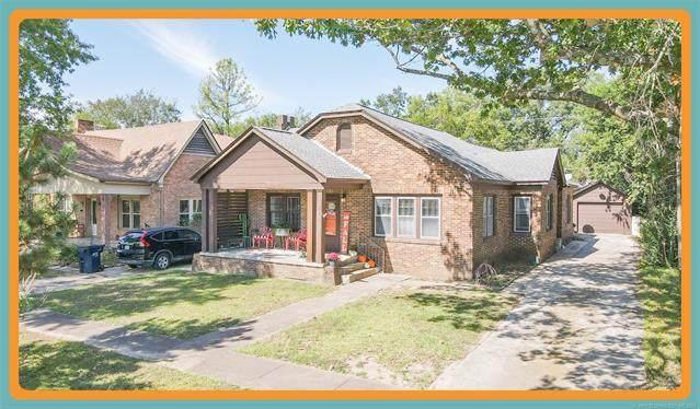 818 E 17th Street, Ada, OK 74820 (MLS #2134835) :: Active Real Estate