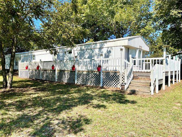 114614 S 4201, Checotah, OK 74426 (MLS #2134855) :: Active Real Estate