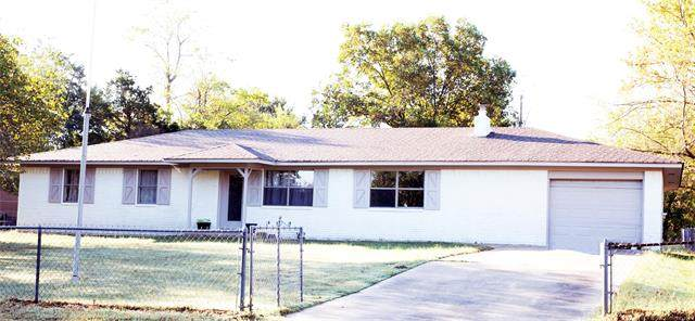 112 H. Street, Crowder, OK 74462 (MLS #2134863) :: Hopper Group at RE/MAX Results
